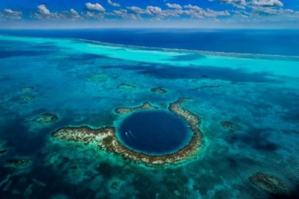 Blue Hole Snorkel