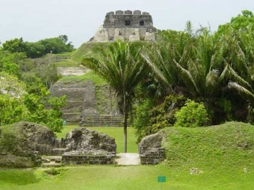A picture of Xunantunich Adventure Package