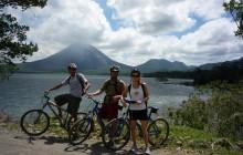 Biking Tour around the Arenal Lake