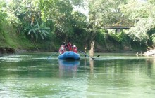 Safari Float at the Penas Blancas River