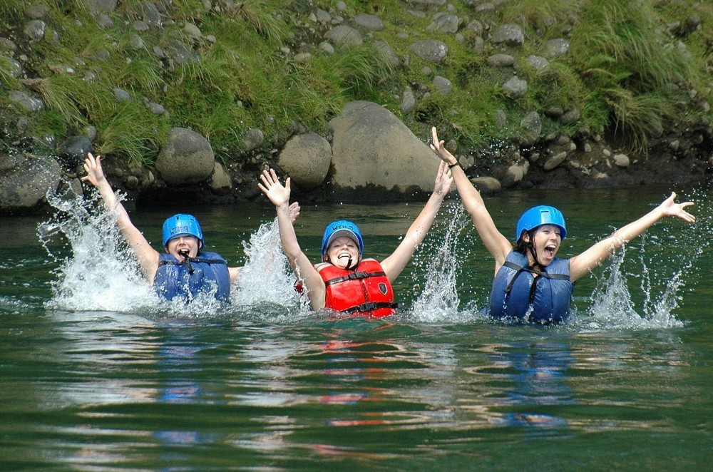 White Water Rafting Full Day Class IV