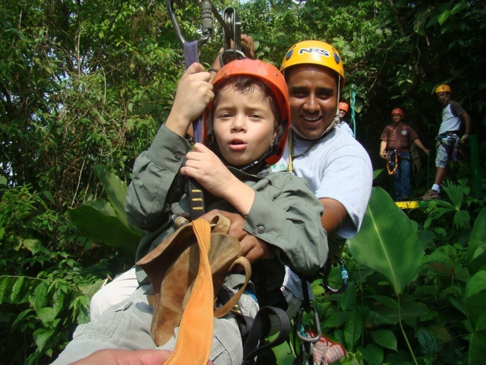 Canopy Tour Athica
