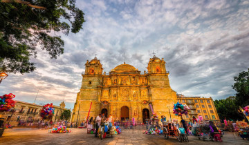 A picture of Oaxaca Bicycle Tour