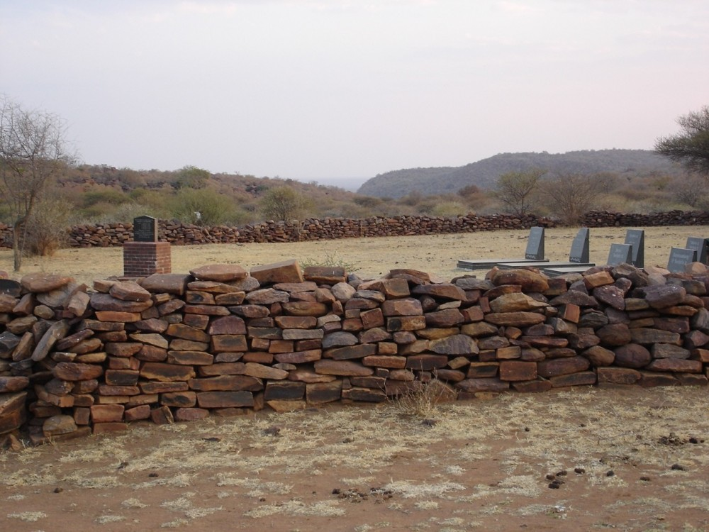 Bakwena Royal Cemetery