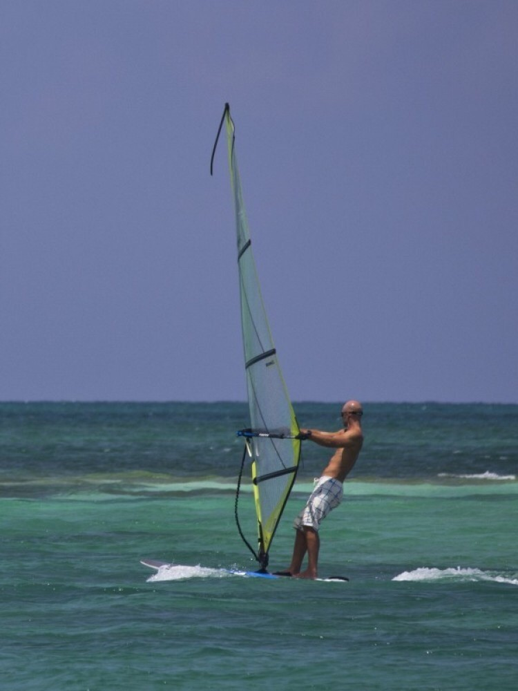 Windsurf Rental (Advanced)