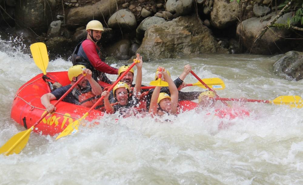 Rafting - Naranjo River