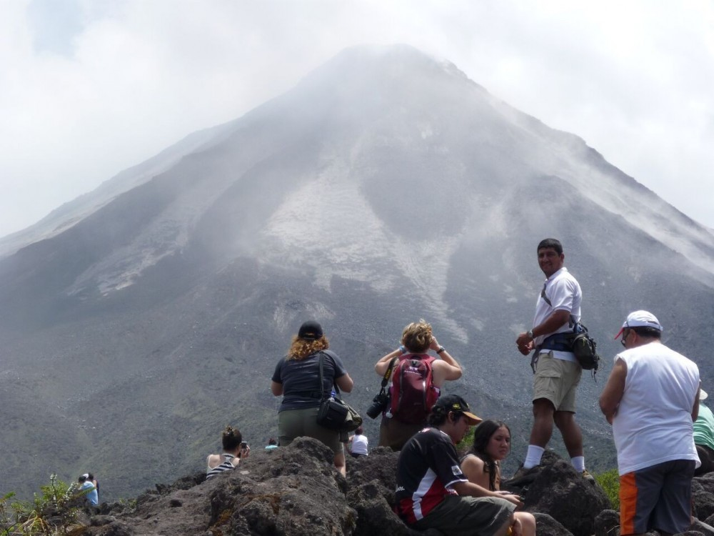 Arenal Volcano Hike & Paradise Hot Springs