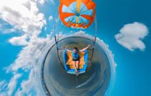 SkyRider Parasailing Experience