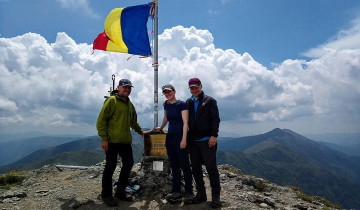 A picture of Expedition in Fagaras Mountains from Brasov Private Tour