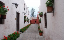 Santa Catalina Monastery