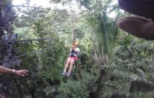 Zip Line & Bocawina Waterfall Rappelling