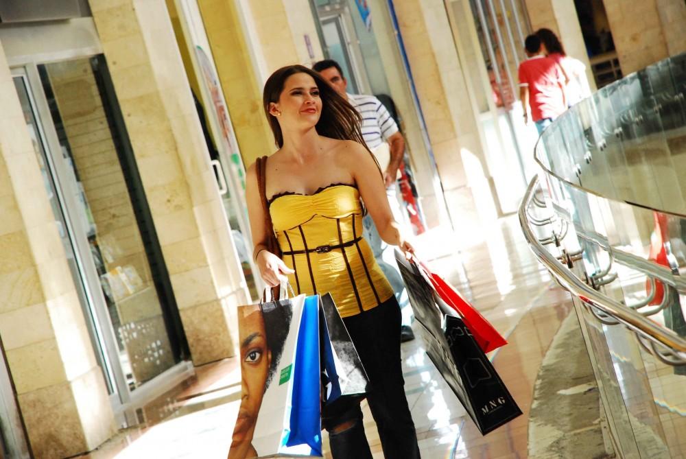 Shopping Paradise: Multiplaza