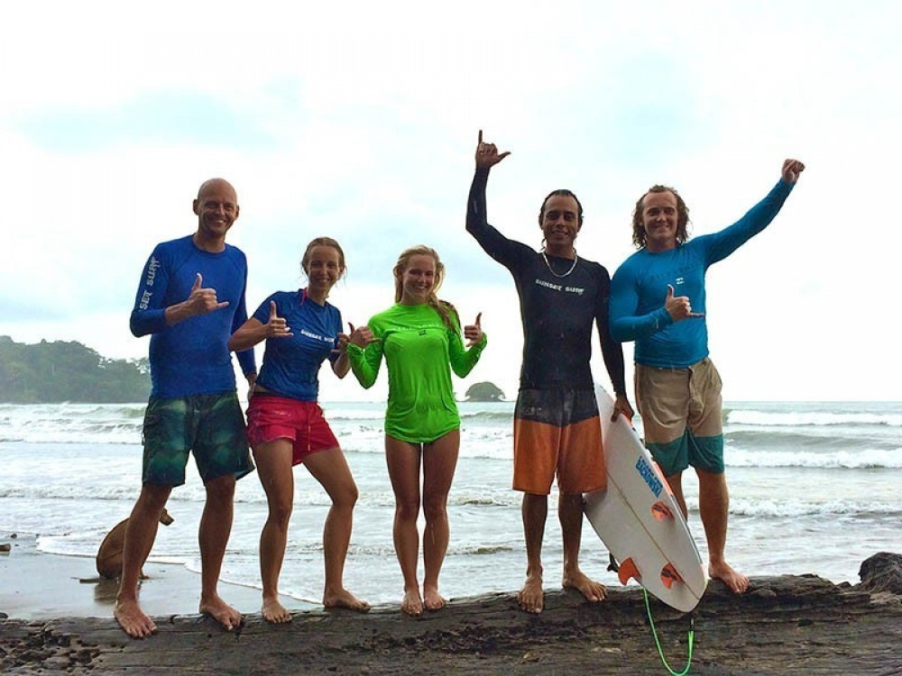 10 Days Costa Rican Surf Immersion