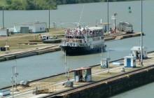 Ocean to Ocean Panama Canal Transit