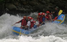 White Water Rafting Tour (Class 4 rapids)