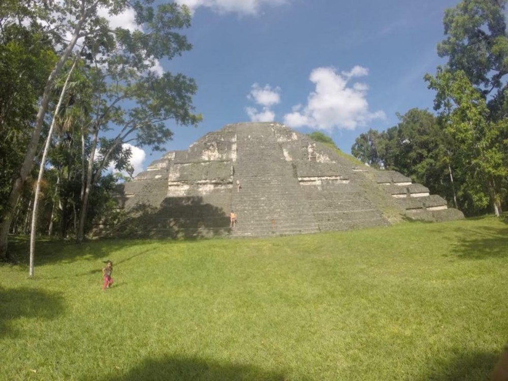 Crystal Caves, Zip Lining & Xunantunich 3-in-1 Combo