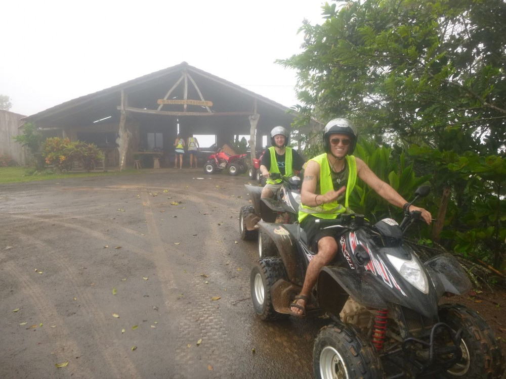 2 Hour 4X4 Buggy Tour