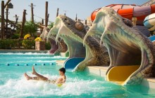 Yas Water Park Abu Dhabi tour from Dubai