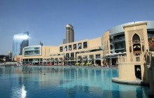 Dubai tour with Burj Khalifa Visit from Abu Dhabi
