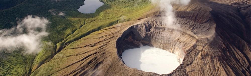 Active Volcano Hike @ Ricon de la Vieja