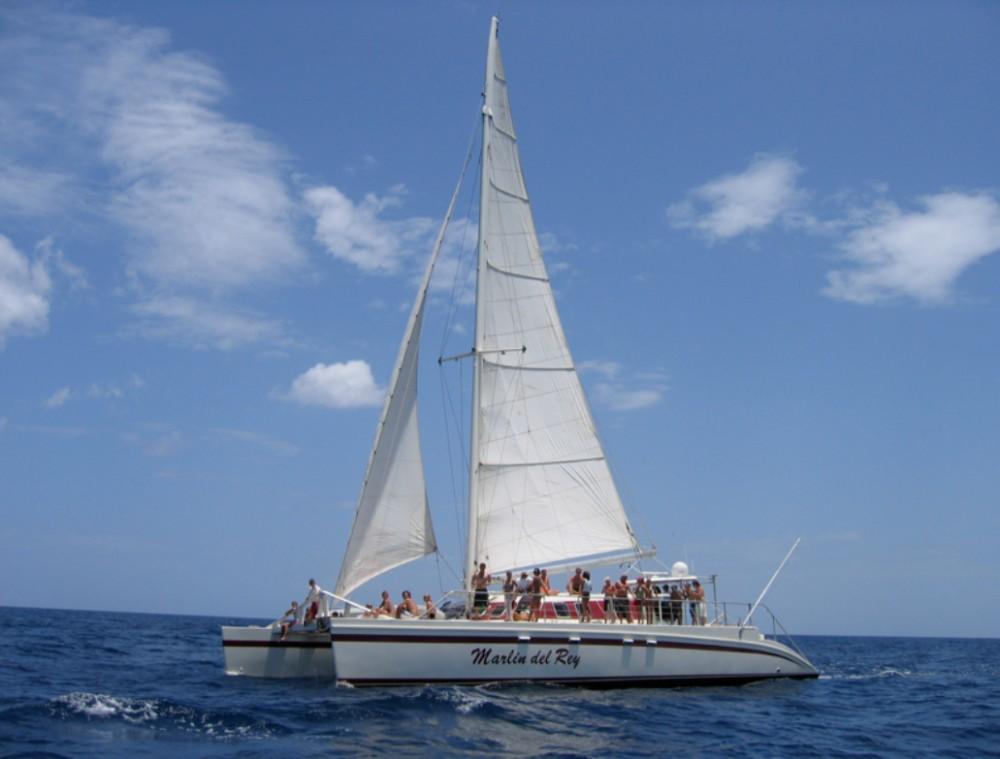 Catamaran Adventure @ Coco/Flamingo
