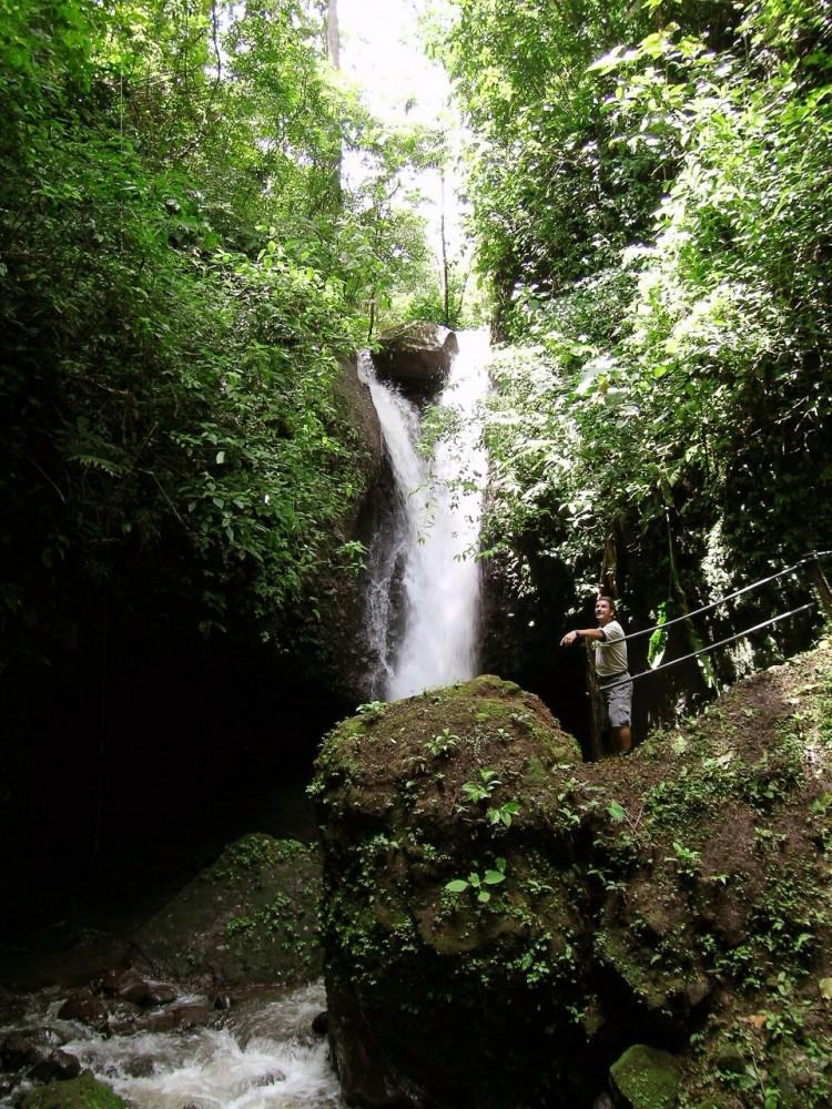 Cool Breeze Waterfalls @ Tilaran