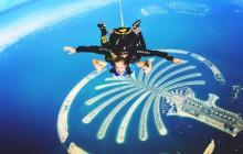 Skydive Dubai (Tendem Experience)