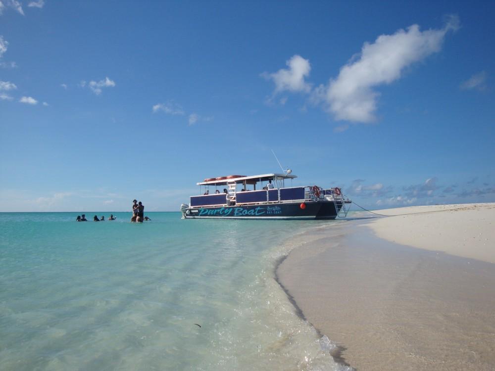 Beach & Snorkeling Cruise