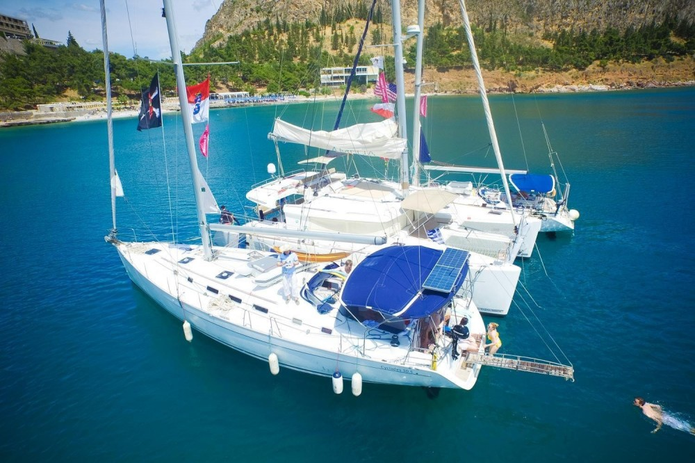 7 Days Sailing Holidays in Greece