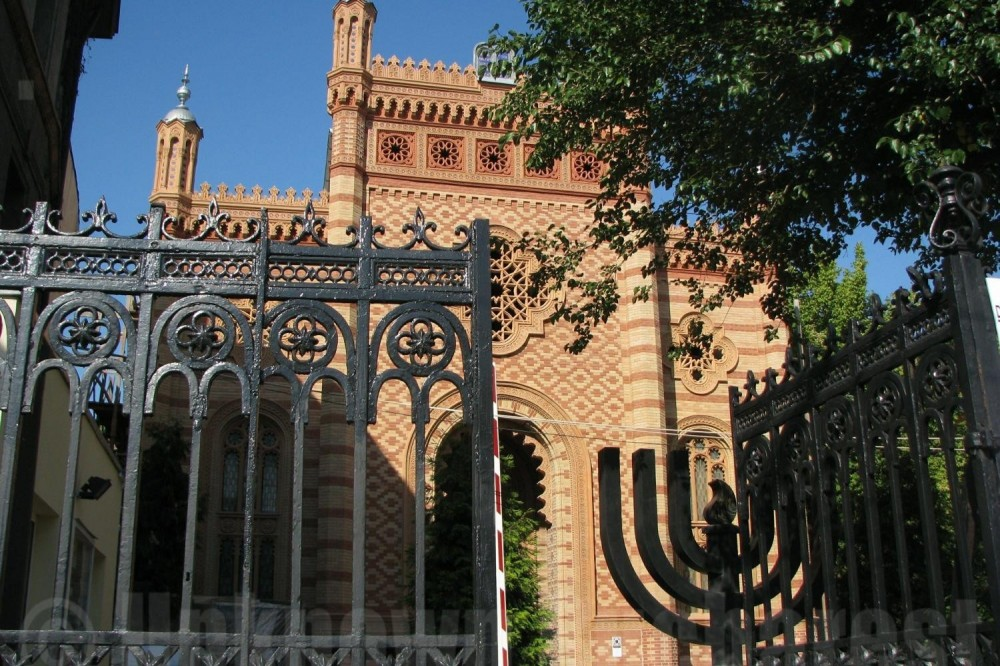 Jewish Heritage Of Bucharest Tour