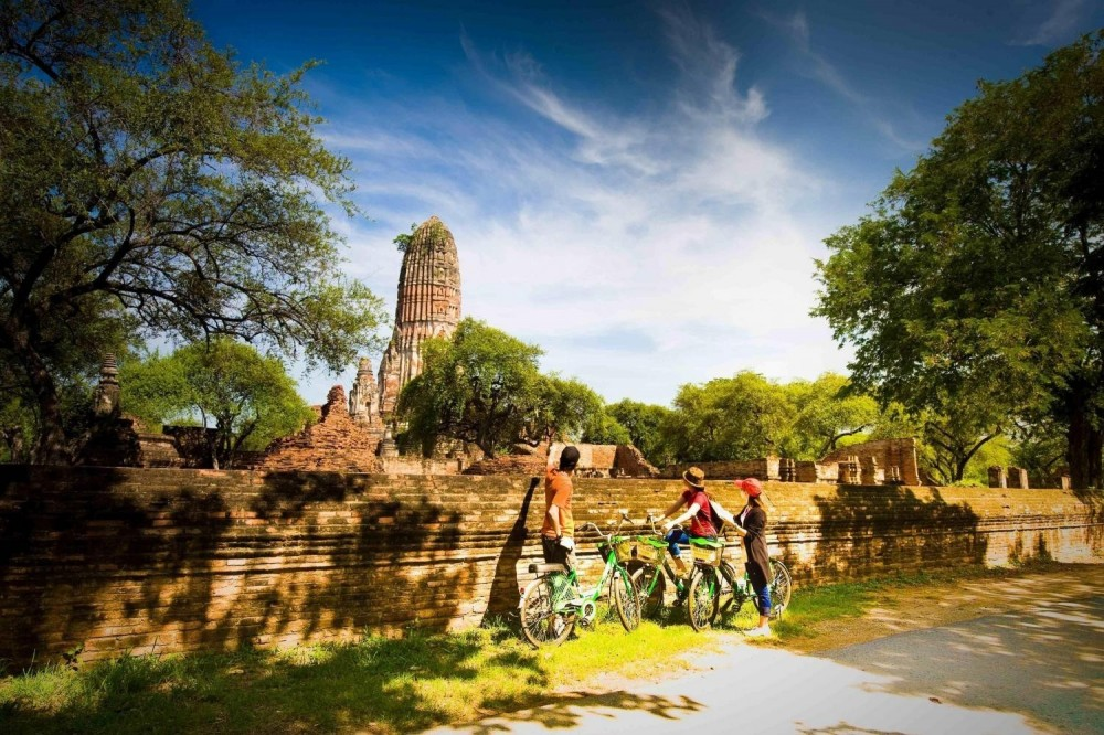 Ayutthaya Temples Tours With River Cruise & Lunch