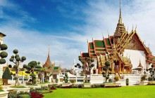 Grand Palace & Emerald Buddha With Gems Gallery (SIC)