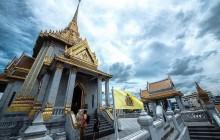 Enchanting Bangkok City Tour-Golden Buddha