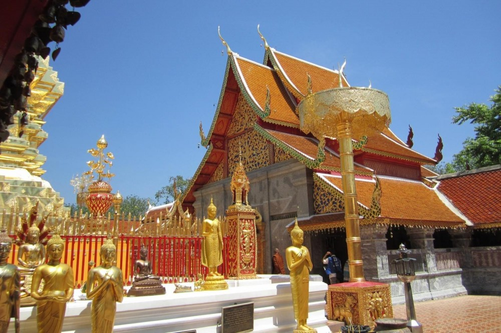 Half Day Doi Suthep Temple Tour (Private basis)