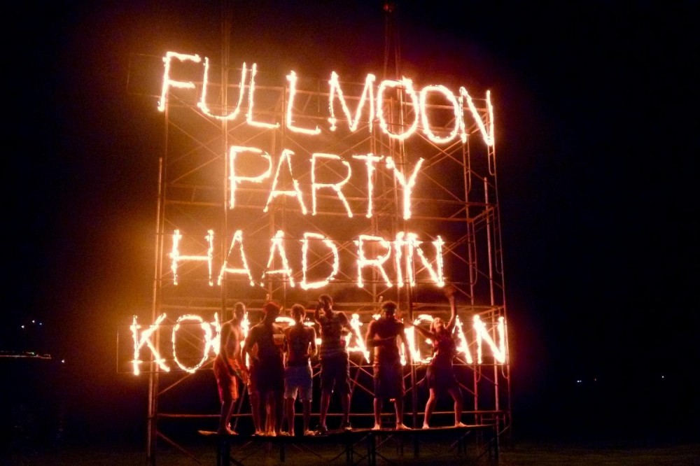 Full Moon Party Transfers Only