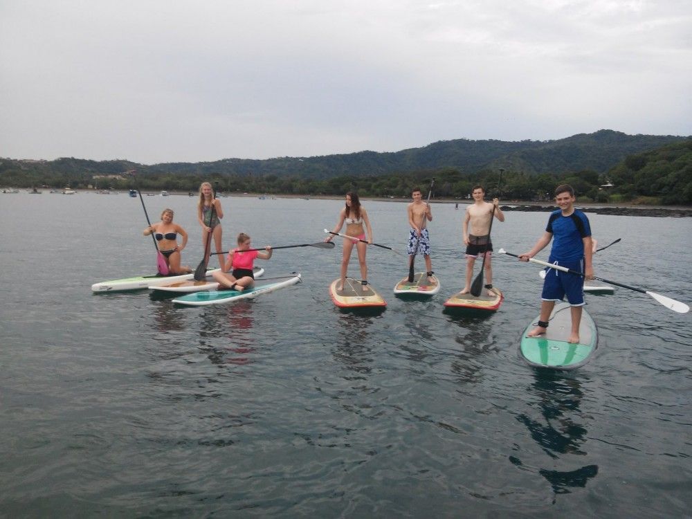 Half Day Guided SUP Tour with Snorkeling
