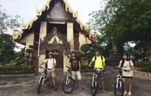 Bicycle Bangkok Urban Oasis Tour