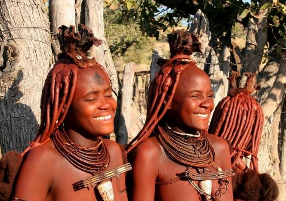 Himba People, Etosha & Victoria Falls