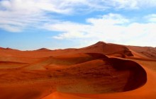 Kalahari & The Namib Desert