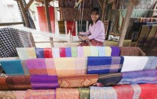 Half Day Chiang Mai Home Industries Tour (Private Basis)