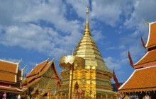 Half Day Doi Suthep Temple Tour In Chiang Mai (Shared Basis)