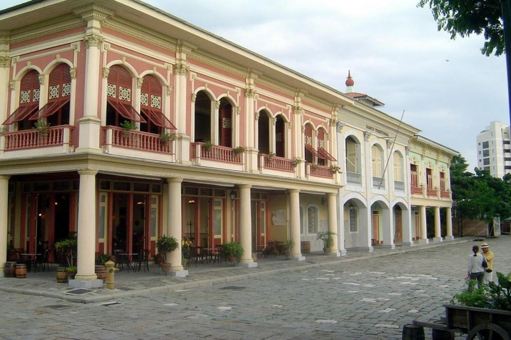 Guayaquil - Historical Park