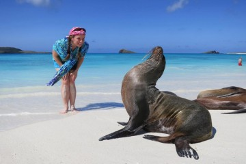 A picture of Live Galapagos - 3*** Hotel - 4 Days