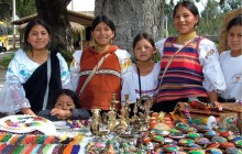 Sumerge into Ancestral Otavalo Culture (with lunch)