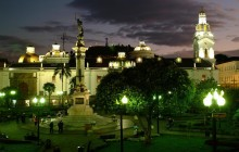 Quito City Explorer With Dinner