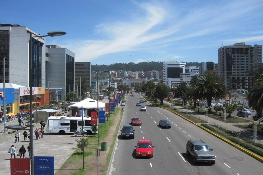 Quito Airport Express - Transfer Quito Hotel / Airport - Shared
