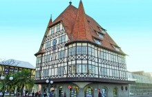 Blumenau and the German Culture City Tour (Portuguese)