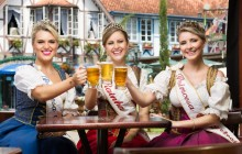 Blumenau and the German Culture City Tour - From Florianopolis
