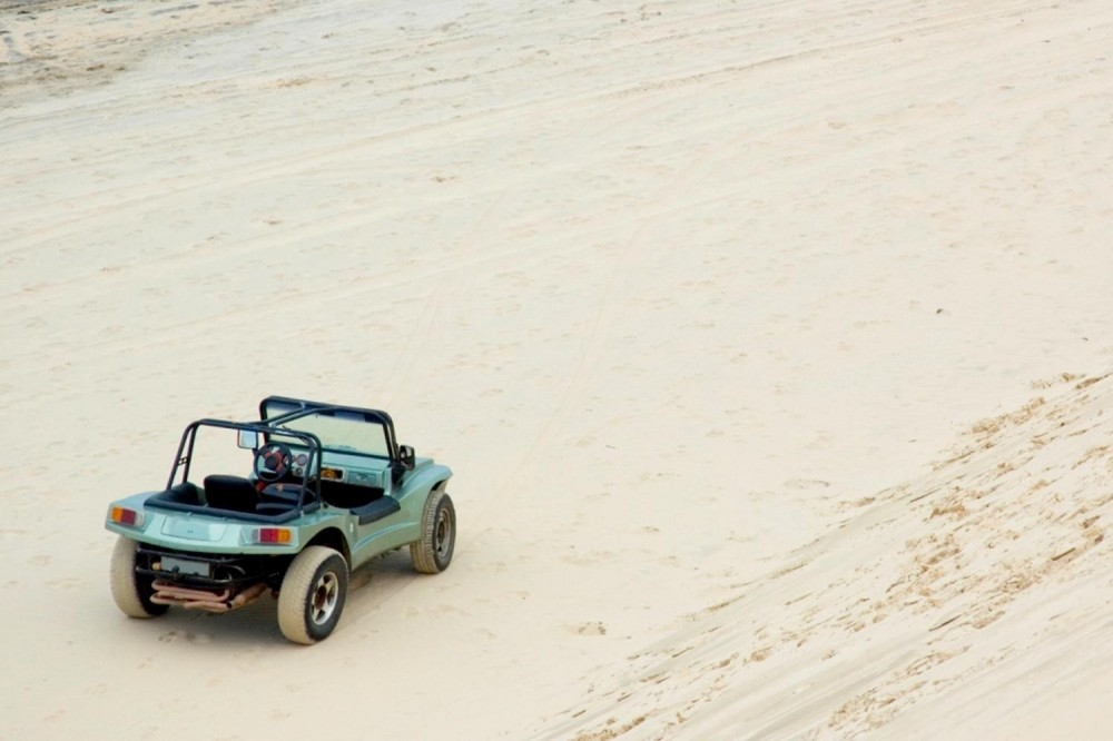 Buggy Trip along the North Coast Sand Dunes