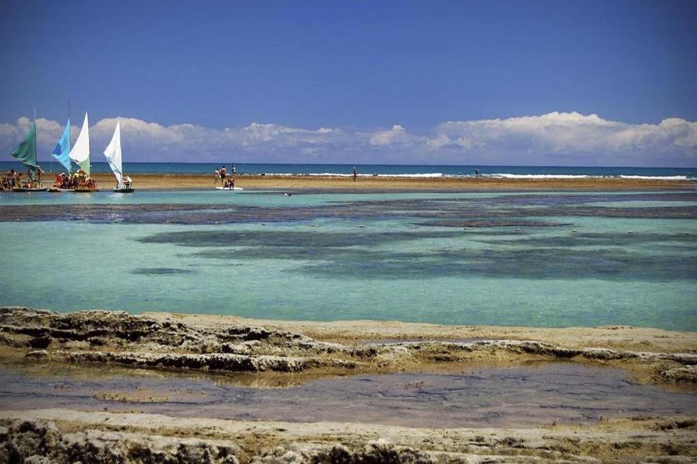 Cabo de Santo Agostinho with Buggy and Catamaran
